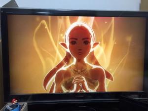 ゼルダ姫がんばり