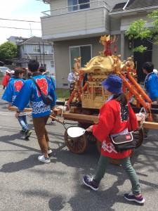 橋岡祭り3
